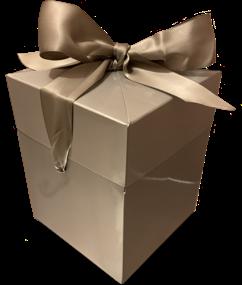 Embalage cadeau pour les photophores